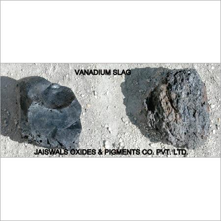 Vanadium Slag
