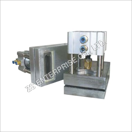 Handle Punching Machine