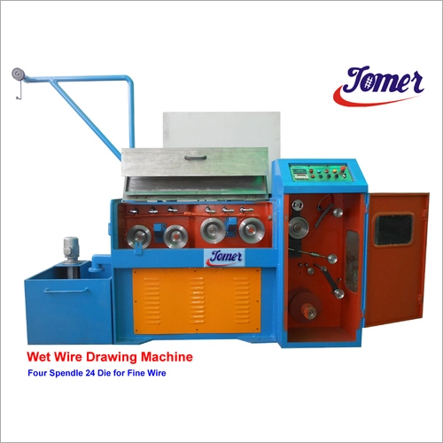 Wet Wire Drawing Plant