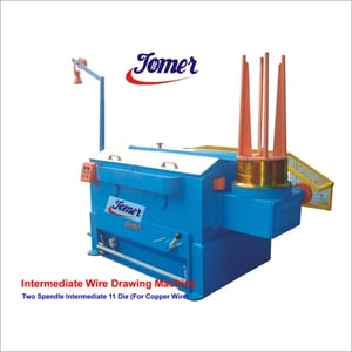 Intermediate Wire Drawing Machine