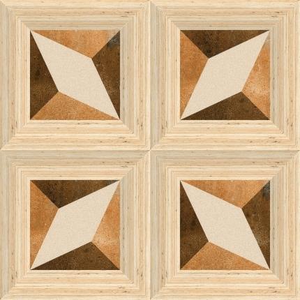 600x600 MM Plain Punch Finish Floor Tile