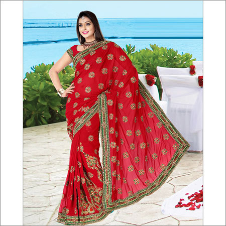 Fancy Bridal Sarees