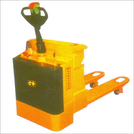 New Genx Gear Drive Battery Operated Pallet Truck