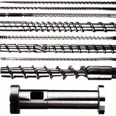 Plastic Extrusion Screw Barrel