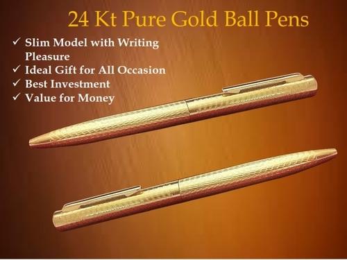24Kt Gold Pen