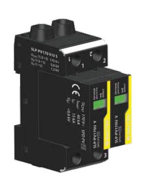 SLP-PV170 V Surge Protection Device for DC Application