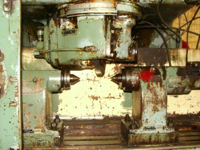 Churchill Gear Shaving Machine