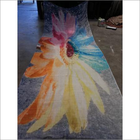 Flower Printed Shawl