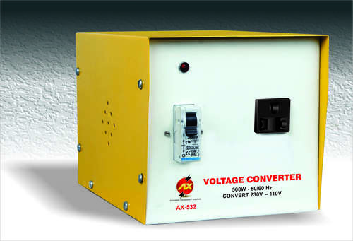 50 WATTS STEP DOWN VOLTAGE CONVERTER 230 V - 110 V
