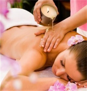 Candle Body SPA