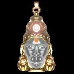Hanuman Chalisa Darshan Pendant