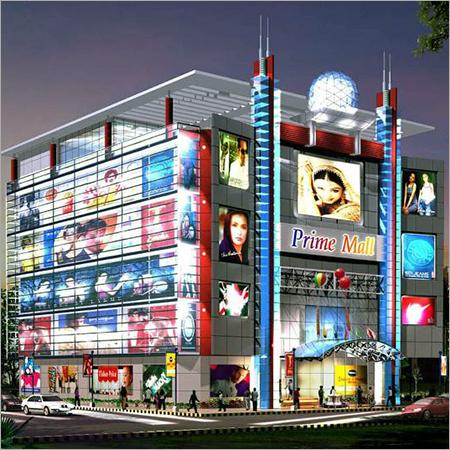 Mall Branding Services