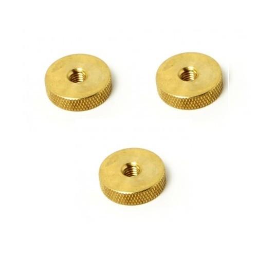 Brass Knurling Round Nut