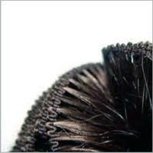 Zigzag Weft Human Hair
