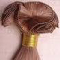 Hand Weft Ocean Wavy Hair