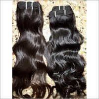 Hand Weft Remy Body Wavy Hair