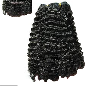 Hand Weft Afro Curly