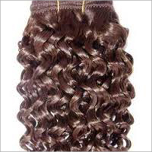 Machine Weft Deep Curly Hair
