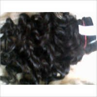 Machine Weft Brazalian Wavy Hair