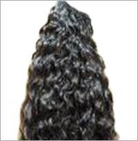 Machine Weft Peruvian Curly Hair
