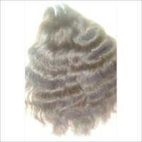 Machine Weft Peruvian Wavy Hair