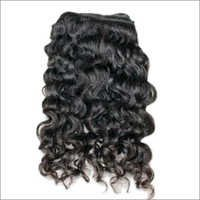 Virgin Remy Single Drawn Curly Hair