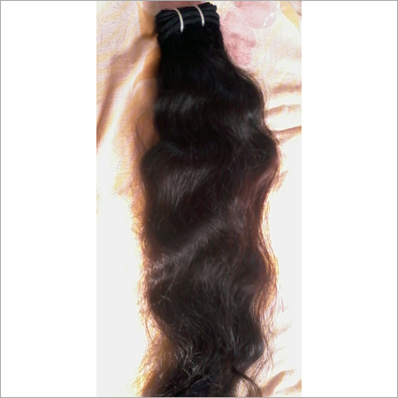 Machine Weft Body Wavy Hair