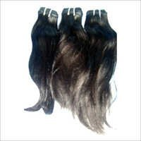 Natural Straight Hair (Weft)