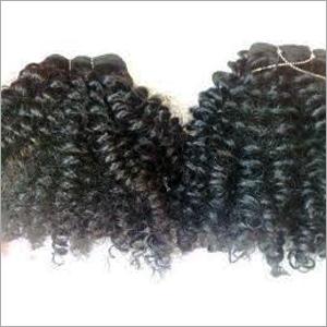 Machine Weft Jackson Curly Hair