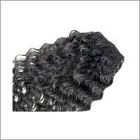 Machine Weft Afro Curly Hair