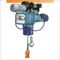 Indef Chain Electric Hoist Duel Speed