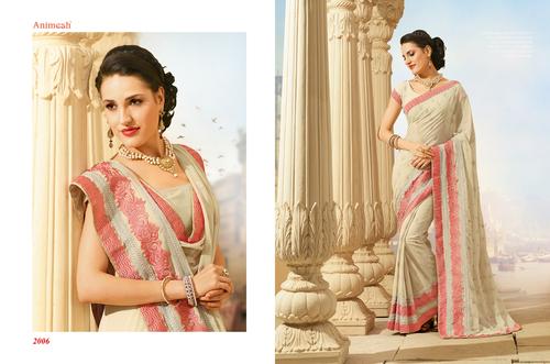 Elegant Embroidery Sarees