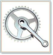 Bicycle Chain wheel