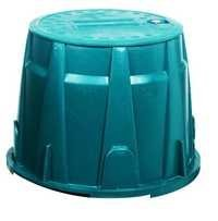 Heavy Duty Poly Plastic Earth Pit Cover
