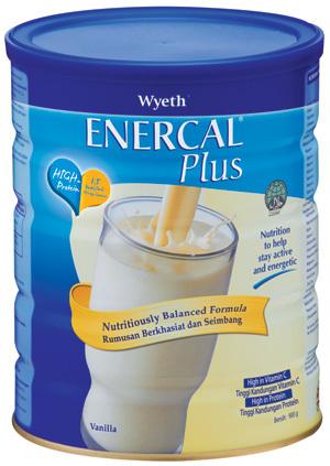 Enercal Plus - Enercal Plus Importer, Distributor & Supplier, Klang