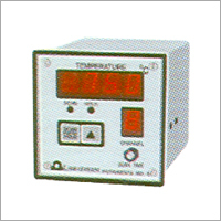 Digital Microprocessor Temperature Scanners