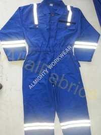 Hi Visibility Boiler Suit