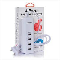 4 Ports USB Car Charger