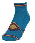 Extra Stretchable Fashioned Footie Socks