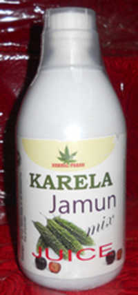 HERBAL FRESH KARELA JAMUN JUICE