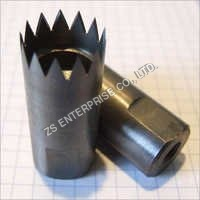 Round Toothed Punch/Serrated punch/Teeth punch