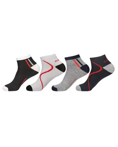 Extra Stretchable Unisex Loafer Socks