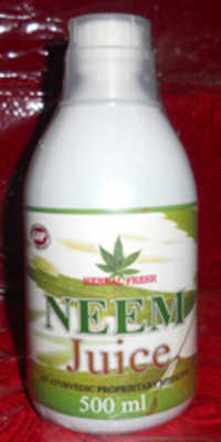 NEW HERBAL FRESH NEEM JUICE