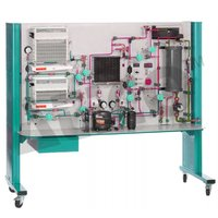 Heat Pump for Cooling and Heating Operation