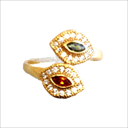 Imitation Diamond Ring