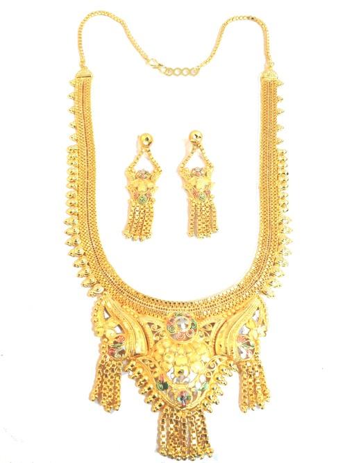 Bridal Calcutta Set