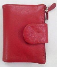 Soft nappa notecase wallet