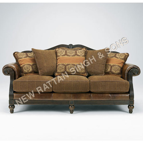 Carved Sofa Set