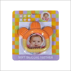 Soft Silicone Teether