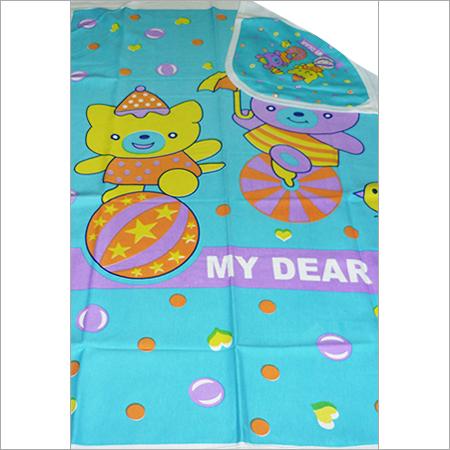 Printed Baby Towels